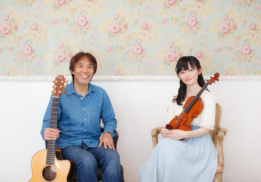 Mareka&Junji Profile トップ